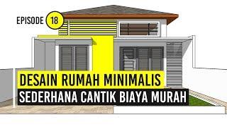 66 Koleksi Gambar Dan Denah Rumah Minimalis Sederhana Satu Lantai Gratis Terbaru