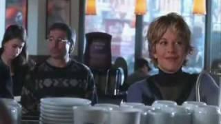 You've Got Mail - Starbucks Scene