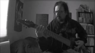 Line 6 Helix Demo - Djent-ly - 8 strings guitar - 5150  - Metal