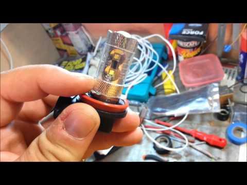 мощные светодиодные лампы взамен ламп накаливания
