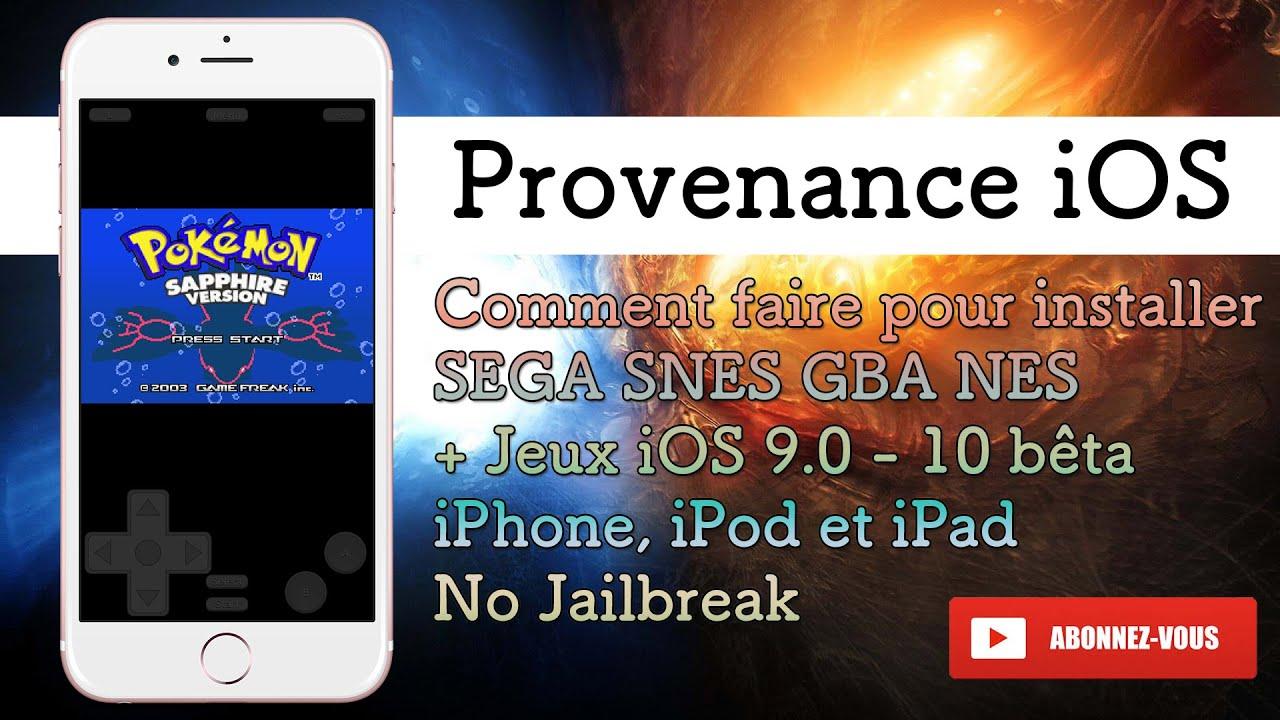 jeux snes9x gratuit