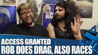 Access Granted - Rob Does Drag AND Goes Racing!