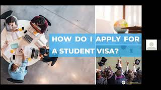 Student Visa  Process Demystified by U.S.  Embassy Consular Officer