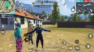 Biraj Singing Nepali Song in Free Fire Live With AmitBhai - Desi Gamers