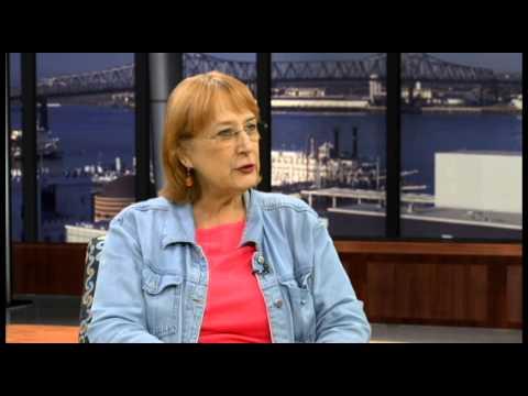 Pabby Arnold, Children's Services Coordinator, East Baton Rouge Parish Library