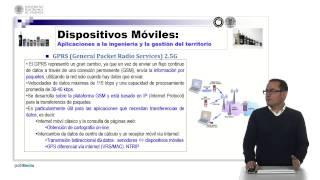 Dispositivos Móviles. Sistemas de comunicaciones móviles: GSM/GPRS/UMTS/LTE.© UPV