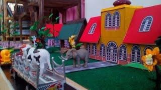 Toy Trains Series 8: Mainan Kereta Api dan Mainan Rumah-rumahan