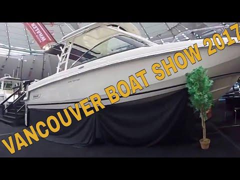 VANCOUVER INTERNATIONAL BOAT SHOW JANUARY 2017