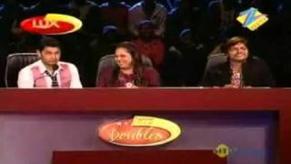 DID Doubles Delhi Audition Jan. 07 '11 Part - 12
