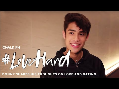 #LoveHard: Donny Pangilinan Shares His Thoughts On Love And Dating