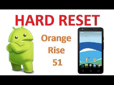Inteligentny How to Hard Reset my phone - ALCATEL Rise 31 - HardReset.info IF98