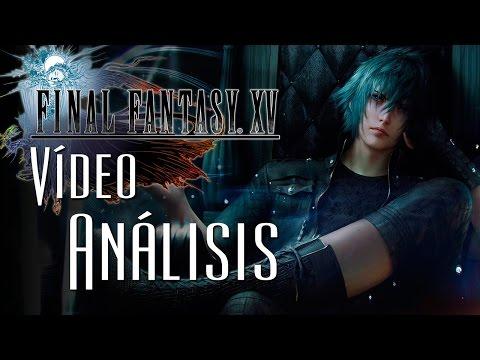 Final Fantasy XV: Vídeo Análisis | LaPS4