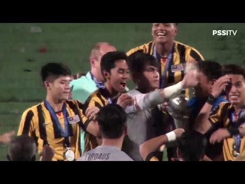 Final AFF U-19 Championship 2018 : Myanmar vs Malaysia