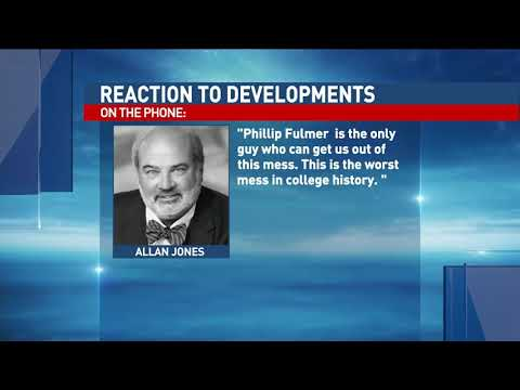 Family, former players, fans react to Phillip Fulmer as new UT AD