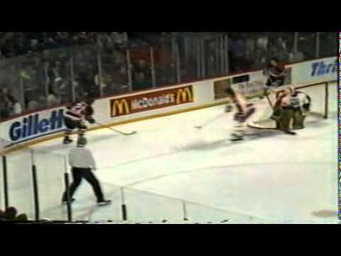 1991 blackhawks alumni vs heroes of hockey part 2