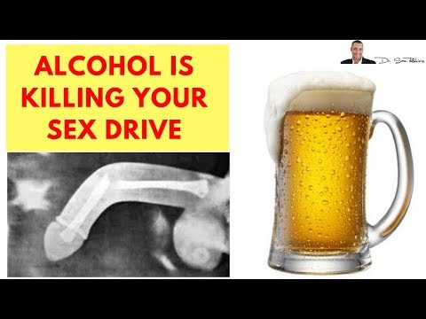 🍾 Why Alcohol Is Killing Your Sex Drive, Lowering Your Testosterone & Making You Fat