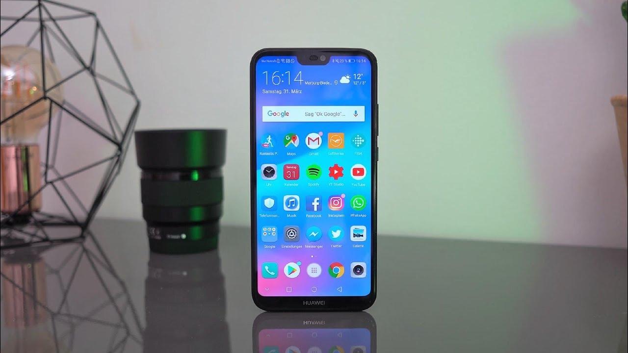 Huawei P20 Lite Bedienungsanleitung Deutsch Pdf