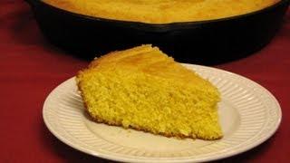Southern Sweet Buttermilk Cornbread -- Lynn's Recipes