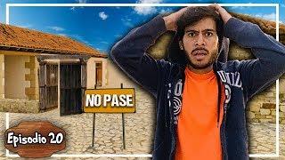 ME RETARON A PASAR 24 HORAS EN ESTE ORFANATO ABANDONADO - Yolo Aventuras (Ep.20)