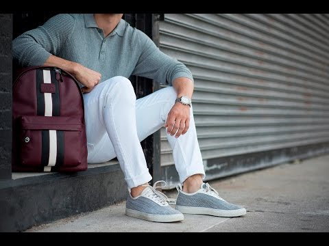 How To Style White Jeans || Labor Day Weekend