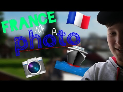 I WENT TO FRANCE TO TAKE A PICTURE!!! -INSANE(NOT ALL WHAT YOU THINK)!!