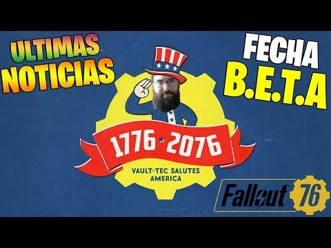 ULTIMAS NOTICIAS! FECHA B.E.T.A CONFIRMADA - FALLOUT 76 thumbnail
