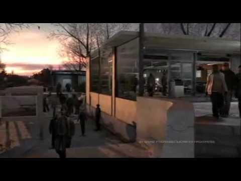 Splinter Cell Conviction - trailer 05-23-07