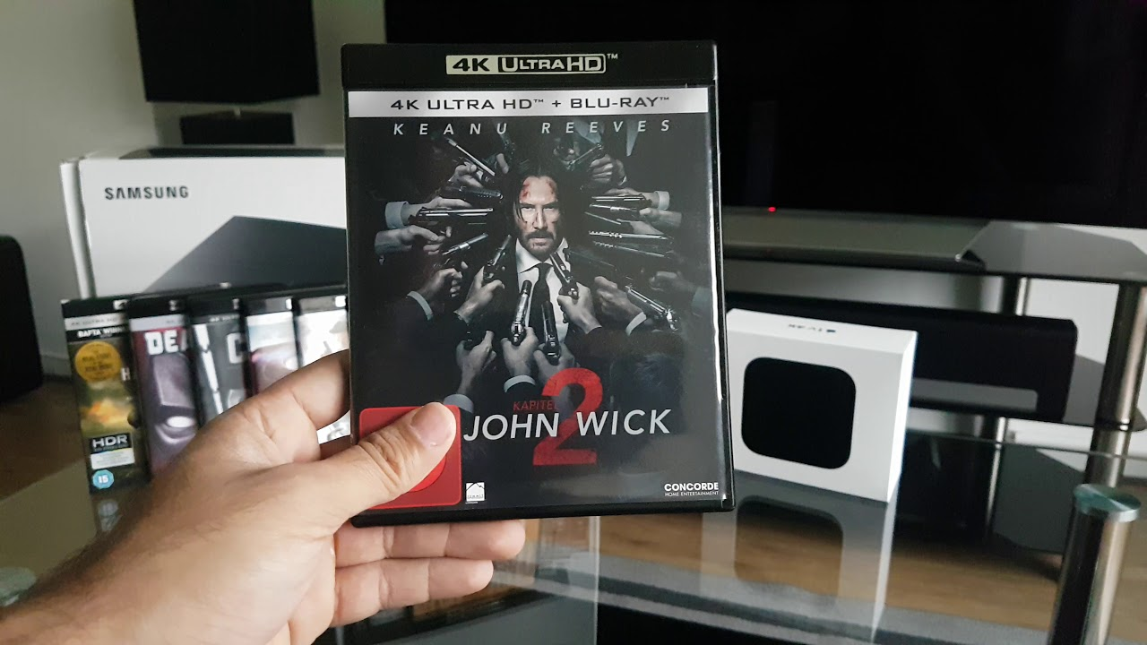 First in-depth test of iTunes 4K Dolby Vision vs 4K UHD Blu-Ray