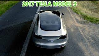 WOWWW!!!! NEW 2017 TESLA MODEL 3 FUTURE CAR