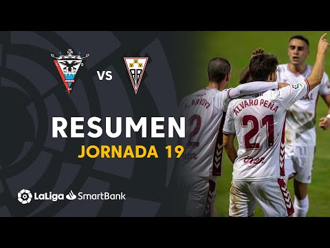 Mirandes Albacete Goals And Highlights