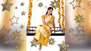 Nayanthara  Birthday Status  Poovukku Porantha naalu song Whatsapp status Tamil