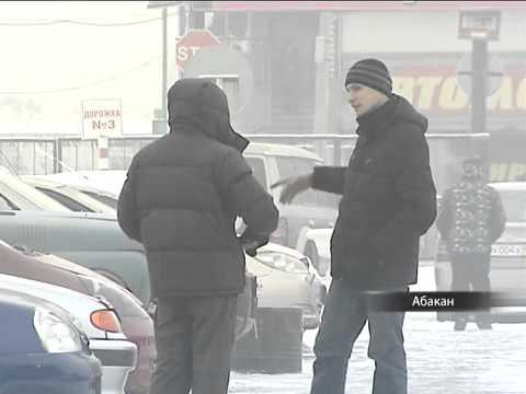 В Хакасии упали продажи автомобилей