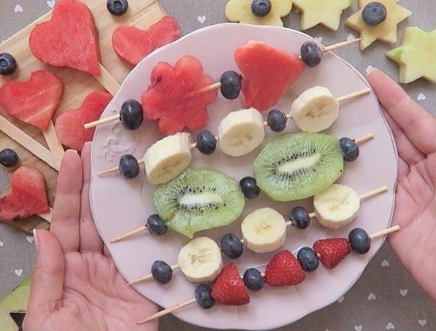 Decorazioni Buffet Frutta : Come preprare delle originali decorazioni di frutta youtube