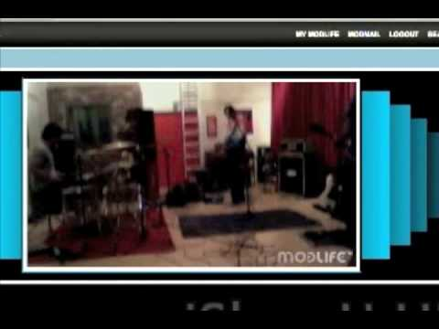 Finch Rehearsal - World Of Violence 2009 Pt. 1