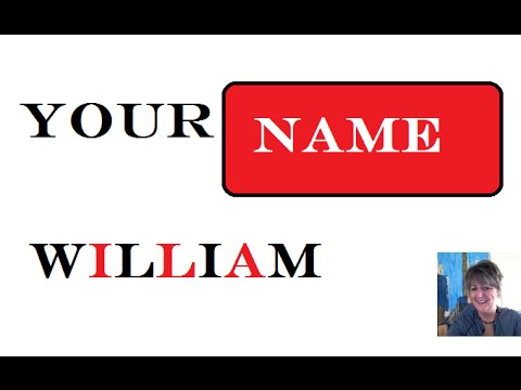 William : 1st   Name Meaning