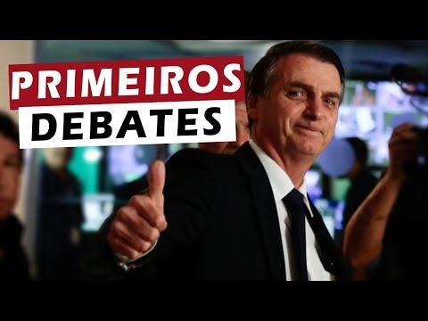 DEBATE DOS PRESIDENCIÁVEIS 2018