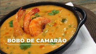 Bobo de Bacalhau por Álvaro Rodrigues