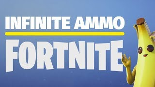 How to get infinite ammo in Fortnite Creative Mode