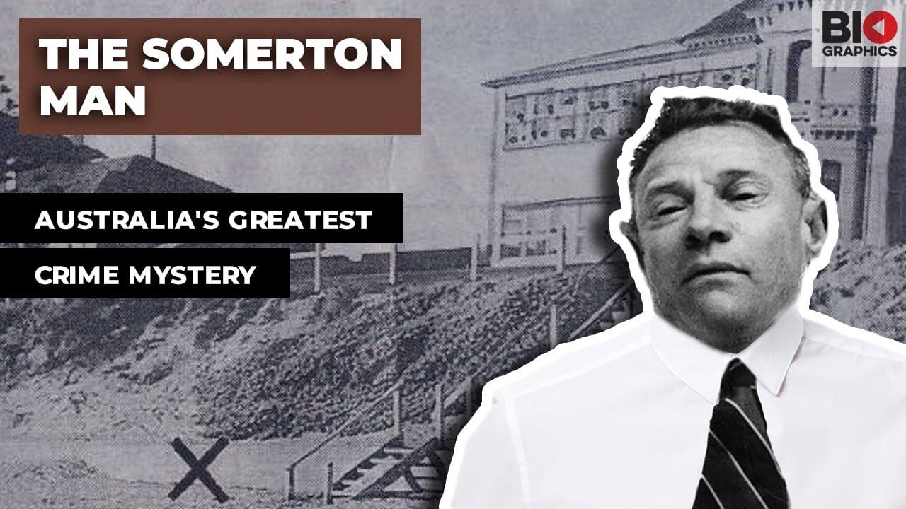 Download The Somerton Man: Australia's Greatest Crime Mystery