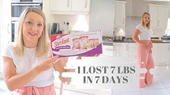 Slimfast Diet Loss | 7 Day Challenge | Slimfast Success & Tips | Slimfast Tesco UK | Slimming World