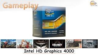 Intel HD Graphics 4000: gameplay в 17 популярных играх