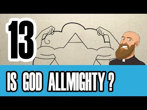 3MC - Episode 13 - Is God really All-powerful? ***
