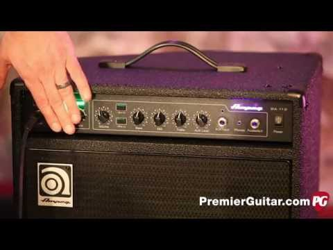 Review Demo - Ampeg BA-112