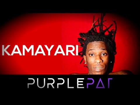 """Young Thug Type Beat """"Kamayari""""   Prod. by Purple Pat"""
