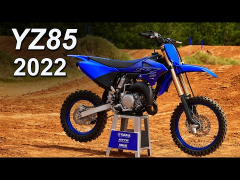 2022 Yamaha YZ85 Update Overview   Pricing   Availability
