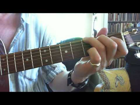 How to play STILL CRAZY AFTER ALL THESE YEARS by Paul Simon on guitar