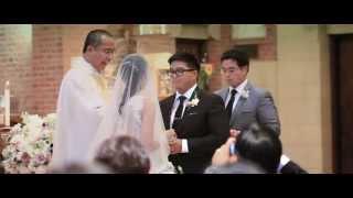 Estro Angelique Chris Wedding