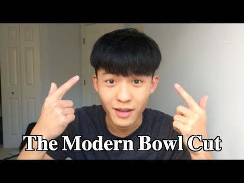 The Modern Bowl Cut For Men Korean Inspired Hairstyle Youtube