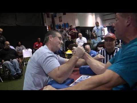 Garty Kessler vs Chris Heath 1