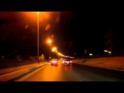 A drive from tripoli to zawai in libya